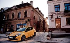 Sandomierski rynek nie jest przystosowany do samochodów sportowych