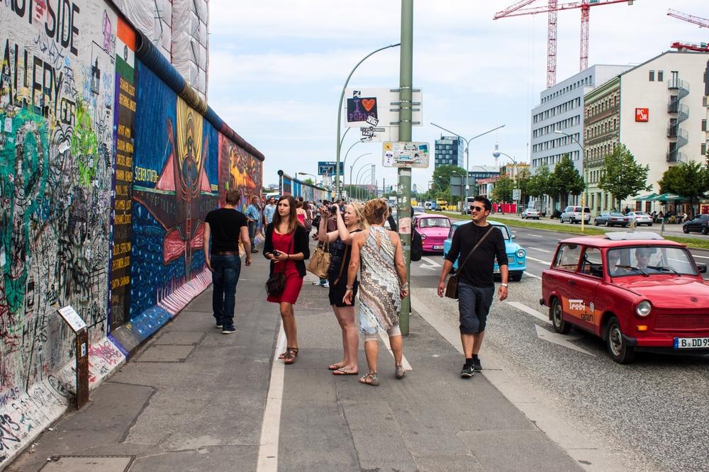 Trabi Safari w Berlinie