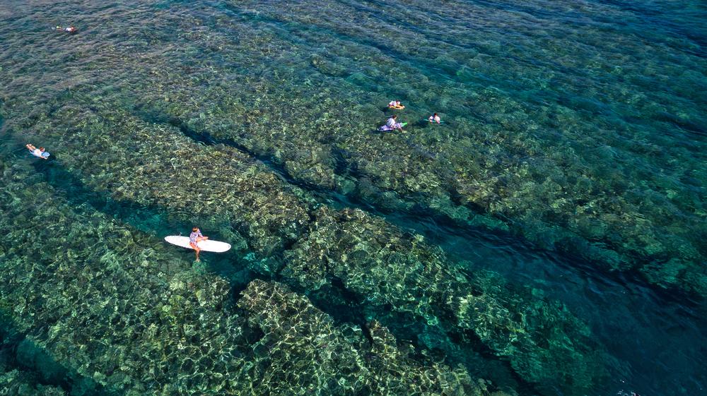 Reunion to raj dla surferów