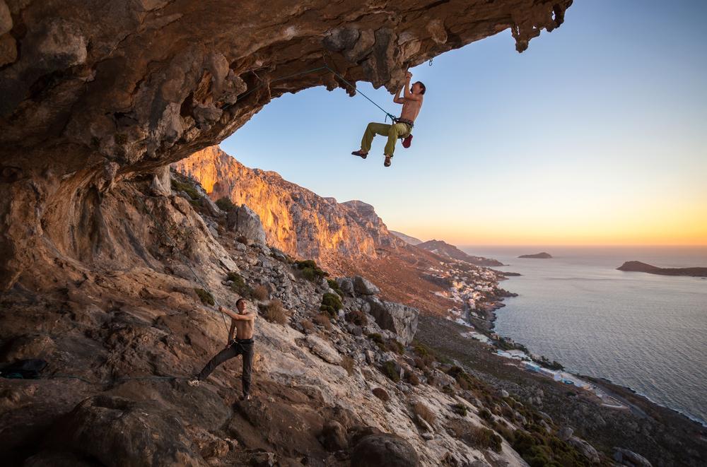 Wspinaczka na wyspach greckich. Kalimnos jest prawdziwym rajem dla wspinaczy